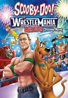 Scooby Doo Wrestlemania Mystery 0883929337781 DVD Region 1
