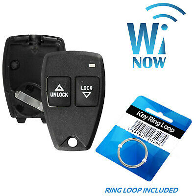 fits Jeep Grand Cherokee//Jeep Cherokee 1993 1994 1995 1996 Key Fob Keyless Entry Remote Shell Case /& Pad 56009031
