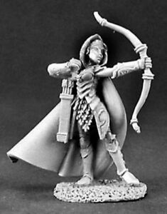 Alistrilee Elf Archer 03166 - Dark Heaven Legends - Reaper MiniaturesD&D