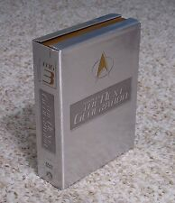 Star Trek: The Next Generation - Complete Season 3 (7-DVD Set, 2002) Third TNG