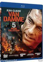 Jean-claude Van Damme 5 Movie Collection Blu-ray - Universal Soldier