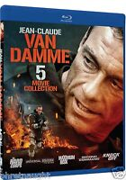 Jean-claude Van Damme 5 Movie Collection Blu-ray - Universal Soldier
