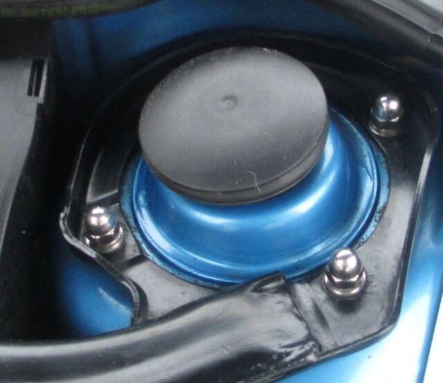 Audi TT Mk1 S/Steel A2 Dome Nut Dress-Up Kit for Strut Brace/Suspension Turret