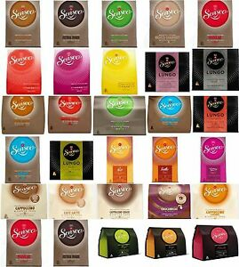 douwe egberts senseo coffee pods pads 27 flavours to. Black Bedroom Furniture Sets. Home Design Ideas