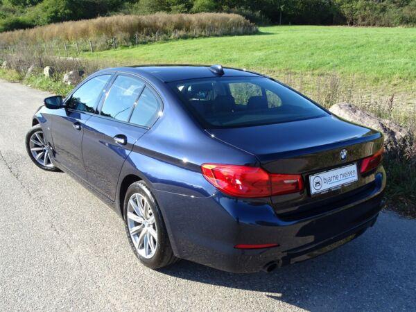 BMW 530i 2,0 aut. billede 9