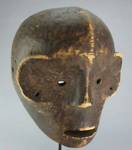 Beau-Masque-Africain-Ngbaka-Mask-nord-Congo-RDC-African-Tribal-Art-Gallery