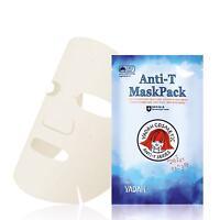 Yadah Anti-t Mask Pack Skin Trouble Care 3pcs Set Made In Korea