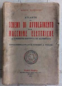 INGEGNERIA-ELETTROTECNICA-AVVOLGIMENTI-MACCHINE-ELETTRICHE-ATLANTE-HOEPLI