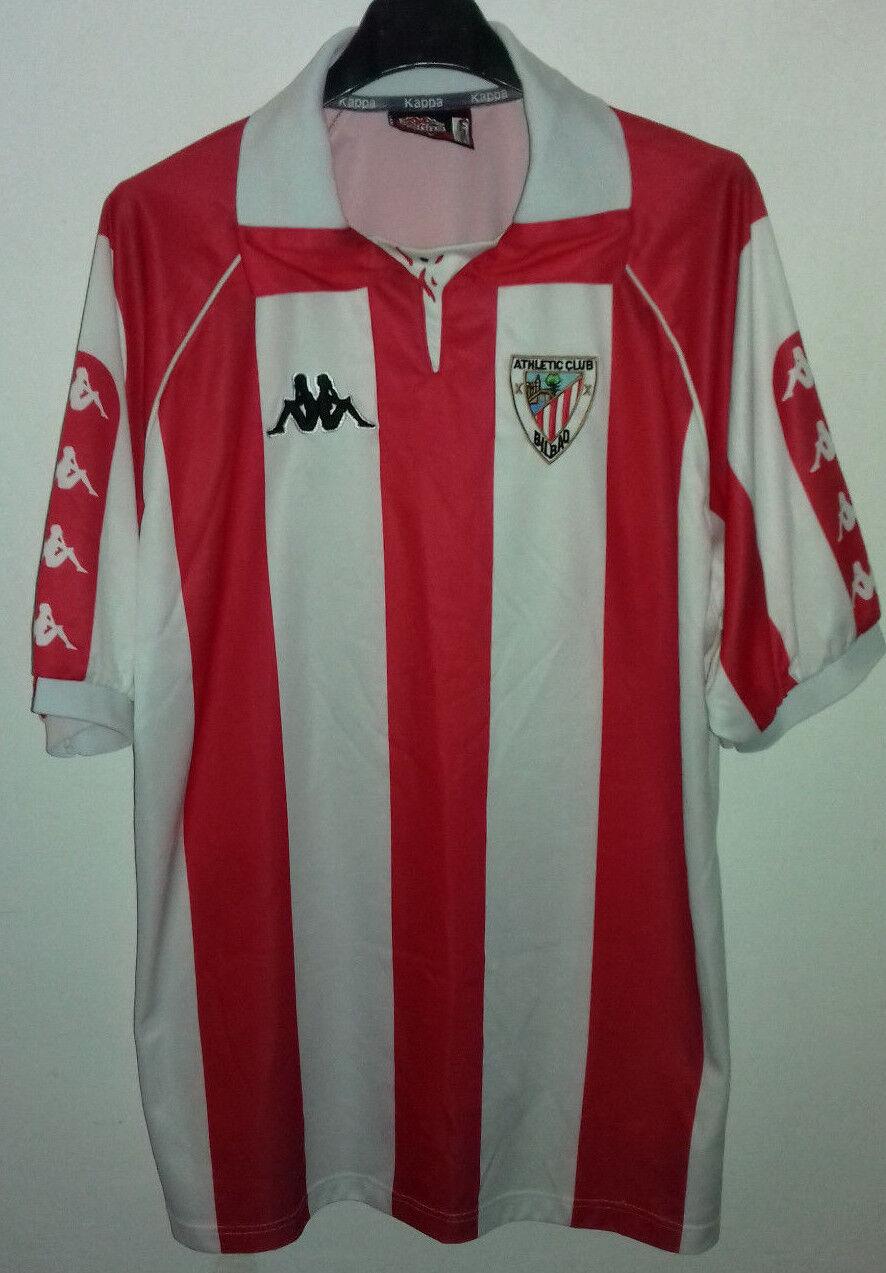 Maglia Shirt KAPPA ATHLETIC BILBAO 2001 2