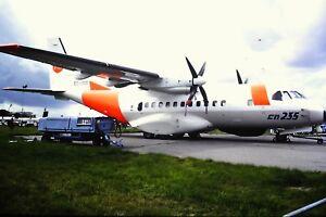 4-425-2-CASA-CN-235-Spanish-Air-Force-EC-100-Kodachrome-slide
