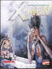 SALES TO ASTONISH DECEMBER 1994 MARVEL COMICS CATALOG X-MEN GARGOYLES LEGION