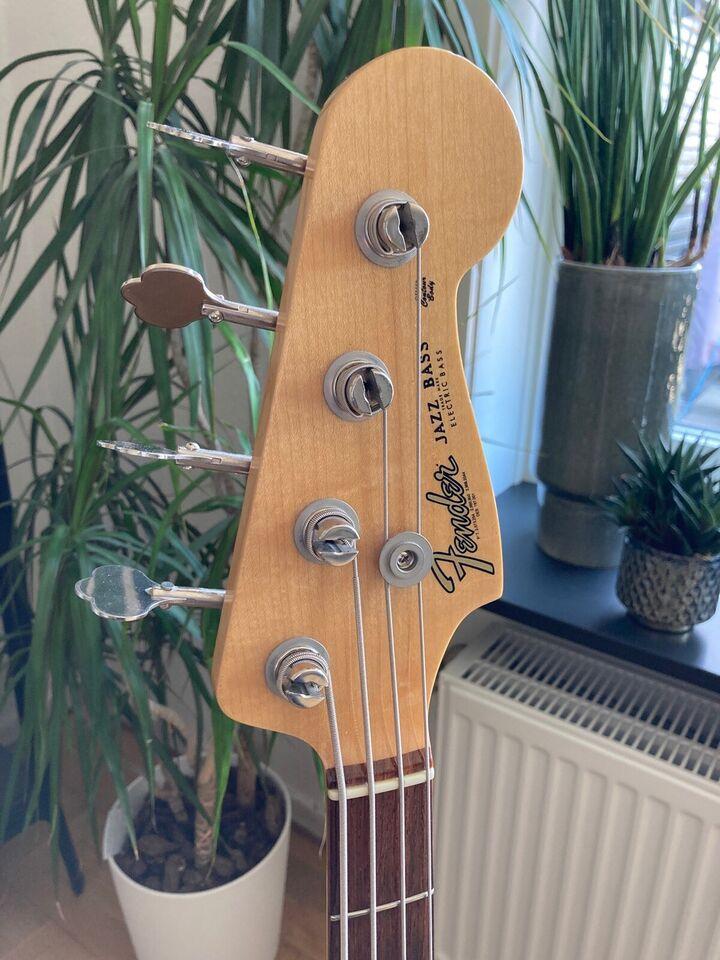 Elbas, Fender (US) Custom Shop 1964 Jazz Bass