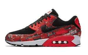 Details about NIKE AIR MAX 90 PRINT ATMOS MEN'S SIZE 5 = WOMEN'S SIZE 6.5 NEW With BOX!