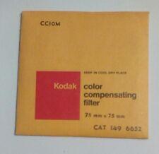 Filtro Kodak cc025m 75x75mm-color compensating 3x3