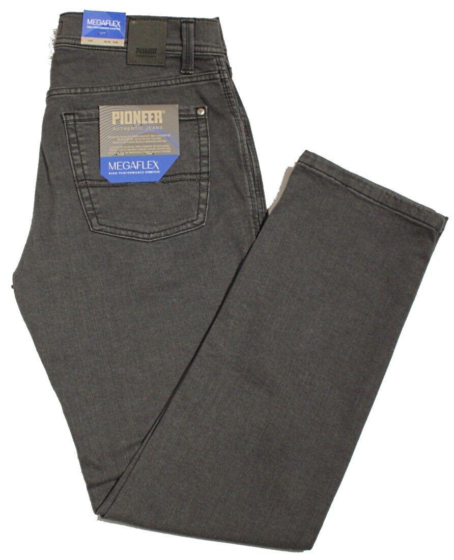 PIONEER Jeans RANDO MegaFLEX 1680 9713-13 grey Stretch -sofort-