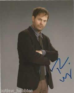Rainn-Wilson-Backstrom-Autographed-Signed-8x10-Photo-COA