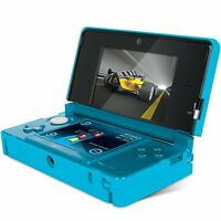 Blue Dreamgear Old Nintendo 3ds Power Case Extra Power Extended Battery