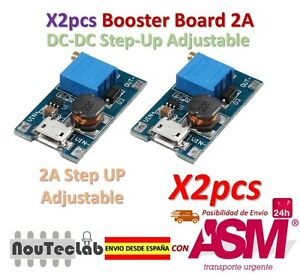2pcs-2A-Booster-DC-DC-Step-up-2-24V-to-5-12-28V-Micro-USB-MT3608-Replace-XL6009