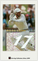 1996 Nz High Velocity Cricket Trading Card The Centurions Full Set (5)-rare