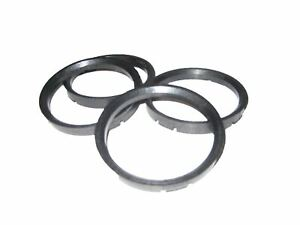 4pieces Lots 67 1 To 65 Hub Centric Rings Od 1mm Id