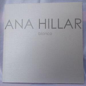 ANA HILLAR BLANCO 2007, catalogo Banca di Romagna. - Italia - ANA HILLAR BLANCO 2007, catalogo Banca di Romagna. - Italia