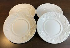 Set Of 5 Mikasa Breton 219 Bread And Butter Plate For Sale Online Ebay