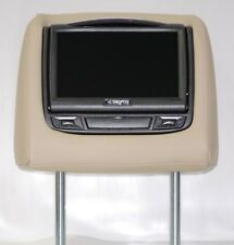 2014 2015 2016 Toyota Highlander Dual DVD Headrest Video Players Monitors Pkg