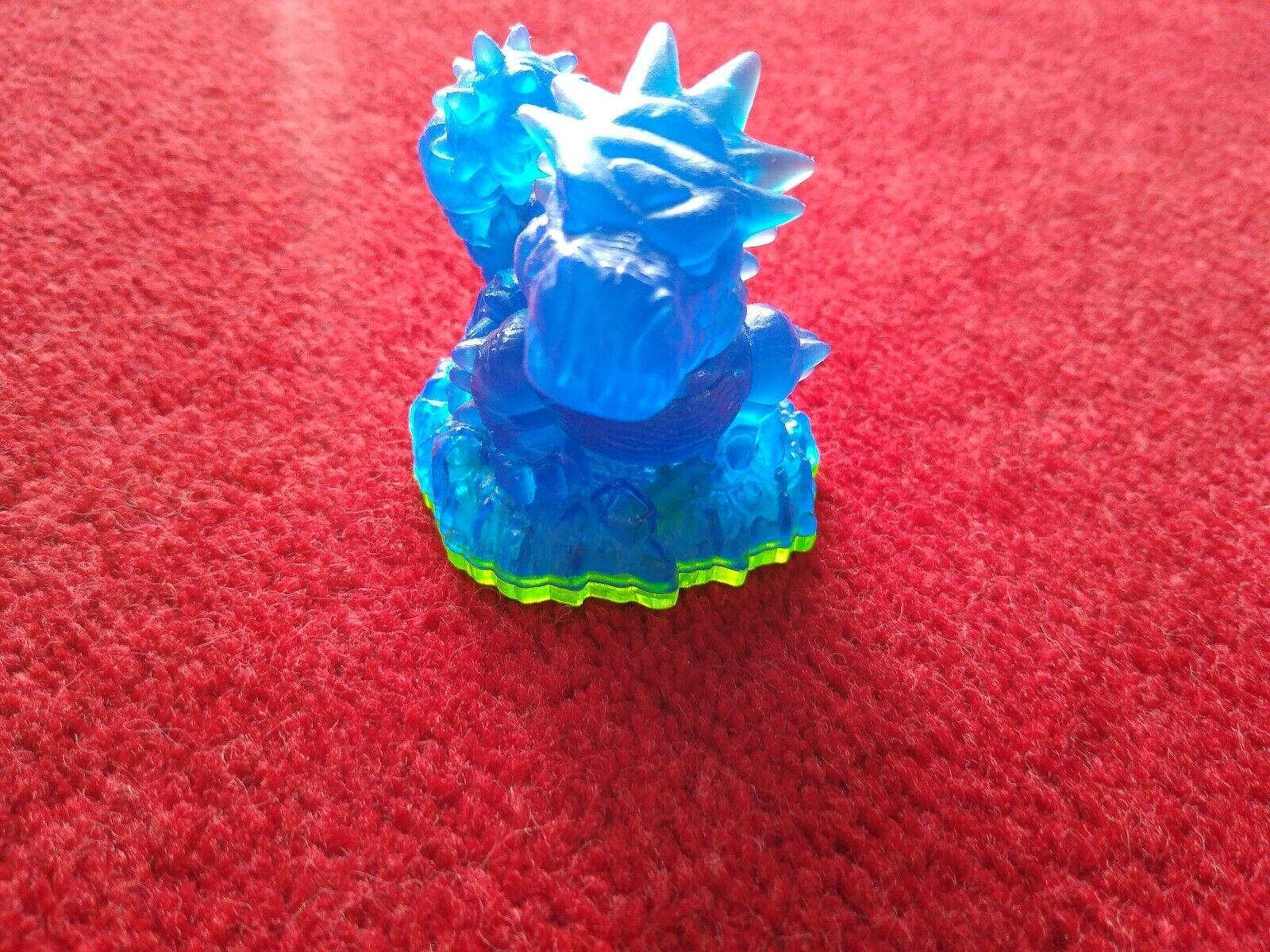 Skylanders Rare Blue Bash Figure, great condition, authentic