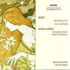 Bizet: Symphony, Jeux d'enfants; Saint-Sa‰ns: Symphony No. 3 (CD, Jun-2007, Philips)