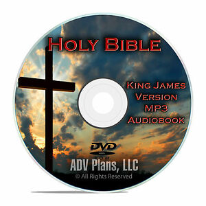 The-King-James-Bible-KVJ-MP3-Audiobook-66-books-unabridged-86-hour-CD-DVD-F24