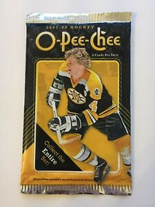 2007-08-UD-Upper-Deck-O-Pee-Chee-OPC-Booster-Pack-1-pack-rare