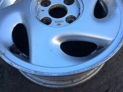 90 91 CRX Si Left Aluminum Alloy Wheel Rim 5Jx14 5 Spoke Used OEM
