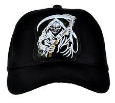 Grim Reaper Death w/ Scythe Hat Baseball Cap Heavy Metal Sons of Anarchy Gift