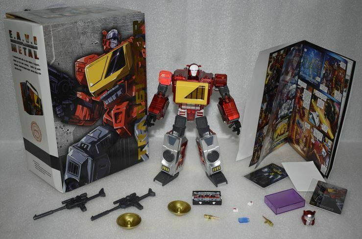 Nuevos Transformers KFC Juguetes máquina pistolas proporción Blaster Transistor figura En Stock