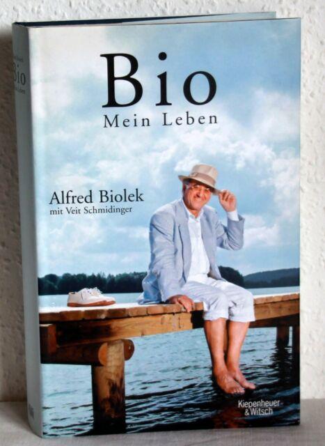 Alfred Biolek / Veit Schmidinger - BIO Mein Leben