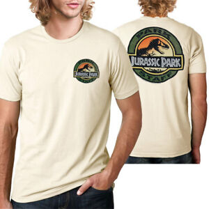 Jurassic-Park-Park-Staff-T-Shirt