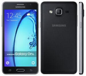 Samsung-Galaxy-On5-G550T-8GB-T-Mobile-GSM-Unlocked-Smartphone-Black