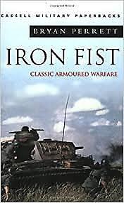 1 of 1 - IRON FIST: CLASSIC ARMOURED WARFARE, BY BRYAN PERRETT, LIKE NEW, FREE POST