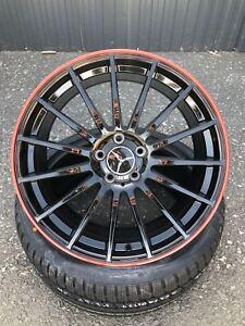 19-Zoll-Ultra-UA4-Alu-Felgen-fuer-Audi-A3-S3-VW-Golf-5-6-7-GTI-R-32-Leon-Cupra-R