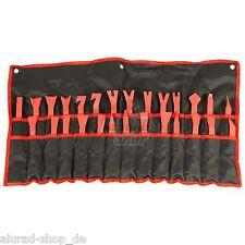 27 tlg. Türverkleidung Werkzeug Zierleisten Keil Montierhebel Innenraum Set