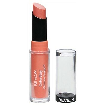 REVLON COLORSTAY ULTIMATE SUEDE LIPSTICK BRAND NEW & SEALED PLEASE SELECT SHADE