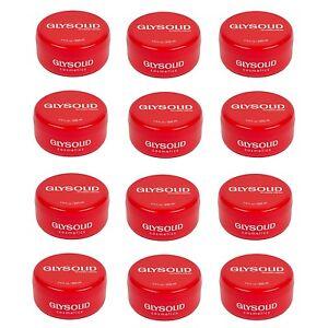 Glysolid Skin Balm Cream 100ml 3.38oz Pack of 12 Blistex Soft & Lush Lip Balm, SPF 15 0.13 oz (Pack of 6)