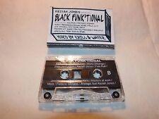 KEZIAH JONES - K7 audio / tape !!! BLAKC FUN'TIONAL !!! 2 TITRES