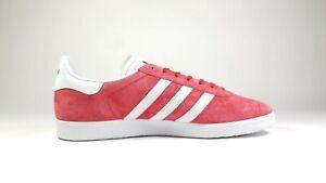 Men-039-s-Adidas-Gazelle-Red-Size-US-13-S76228