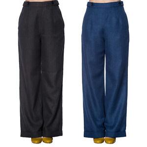 annᄄᆭes Days 1940des des larges rᄄᆭtro pantalons Dancing Vintage ᄄᄂ annᄄᆭes jambes 1950des wiPkXuOZT