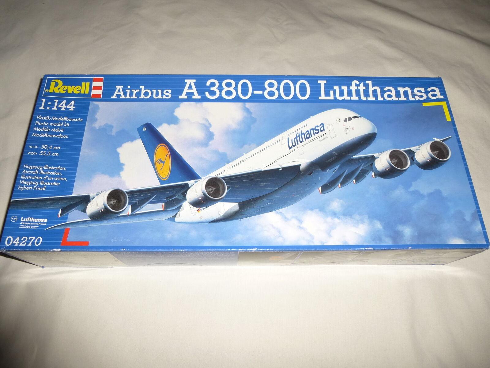 Revell 1 144 Airbus A380-800 Lufthansa