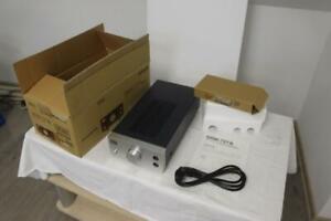 Stax-SRM-727A-Kopfhoerer-Treibereinheit-mit-OVP-Headphones-Driver-Unit