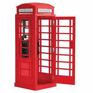 Artesania 20320. Maqueta Booth Téléphone anglais.   Kit de montage