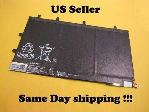 "OEM SONY XPERIA TABLET Z LTE SGP351 10.1/"" BATTERY LIS3096ERPC 6000MAH 3.7V #TV"