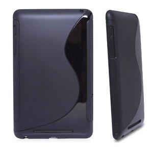TPU-Gel-S-Shaped-Case-for-Google-Nexus-7-Black